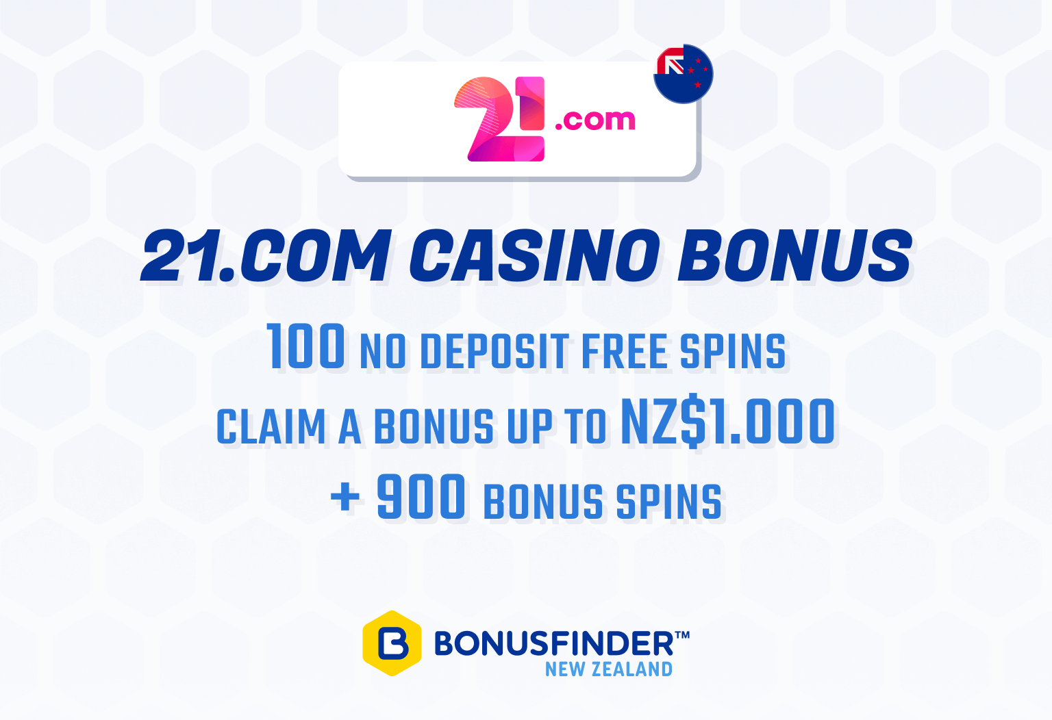 21.com bonus