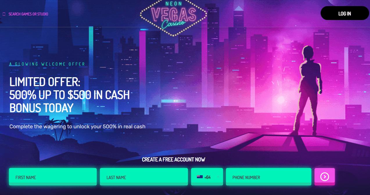$500 First Deposit Bonus NZ