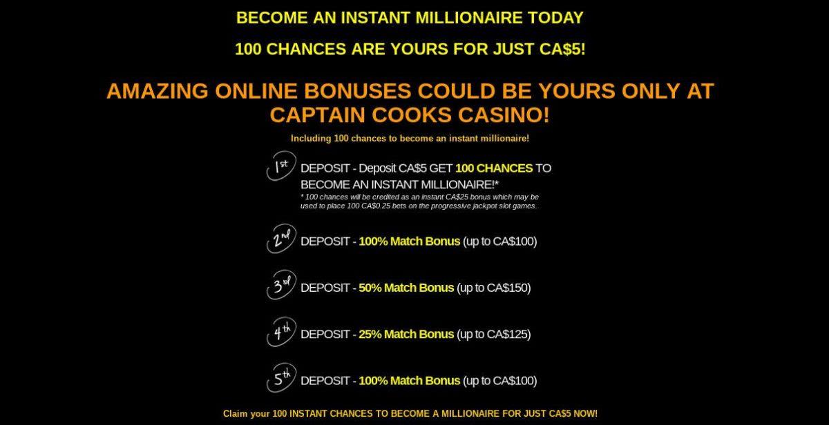 casino welcome bonus new zealand