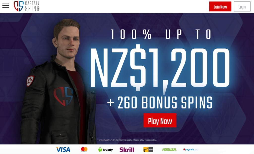 Best paying online casino NZ