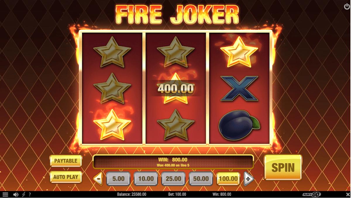 Play'N Go slot game