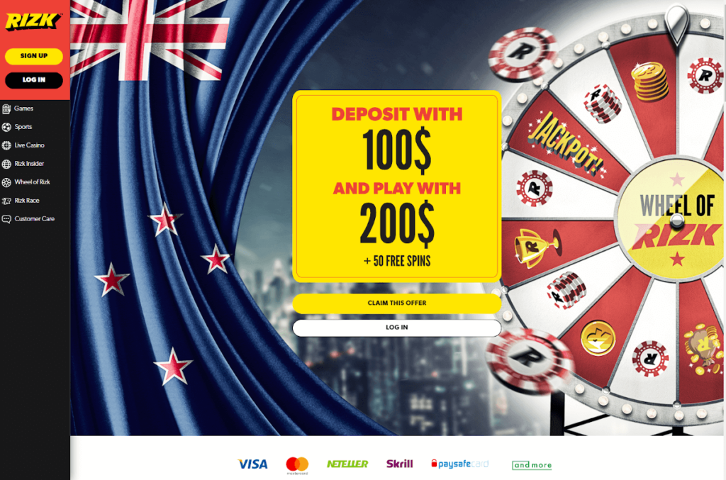 top paying online casino NZ