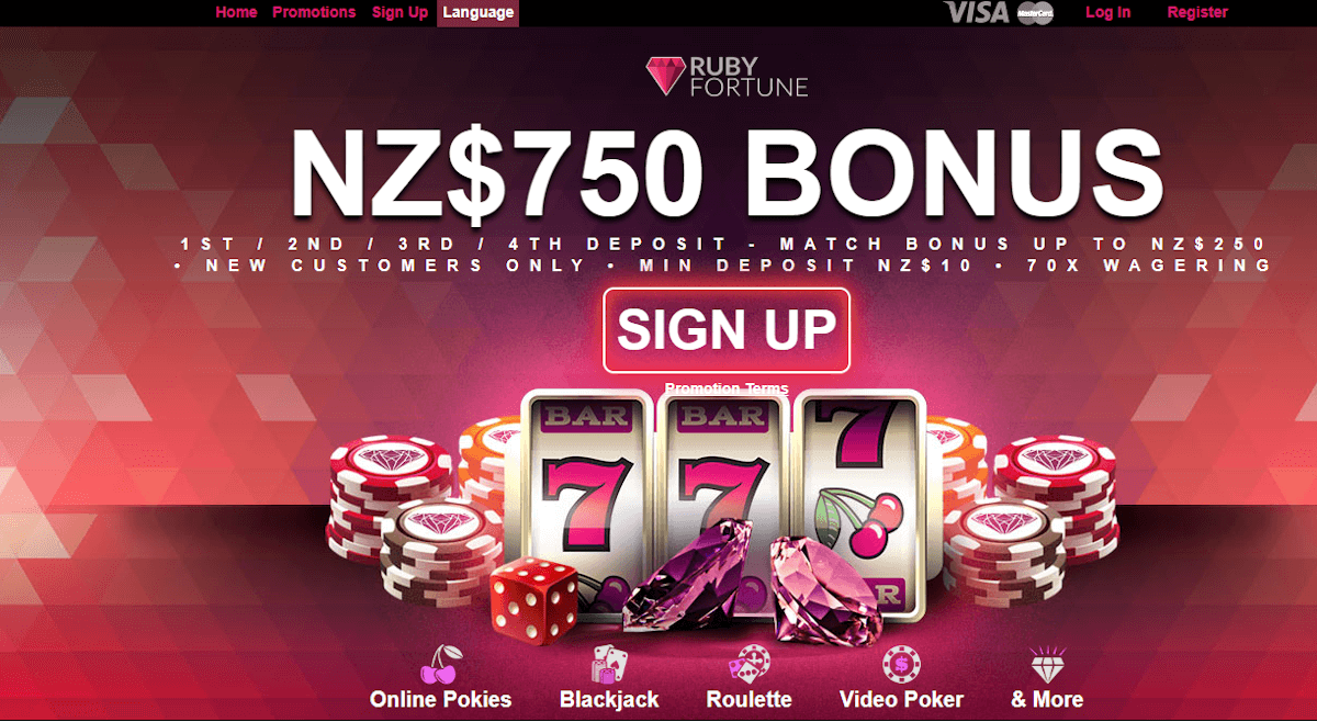 Sep 01, · The bonuses and promotions are what make Ruby Fortune really special.The sign-up bonus of up to $ for new members is really valuable, although the wagering requirement of 50x is high/5.