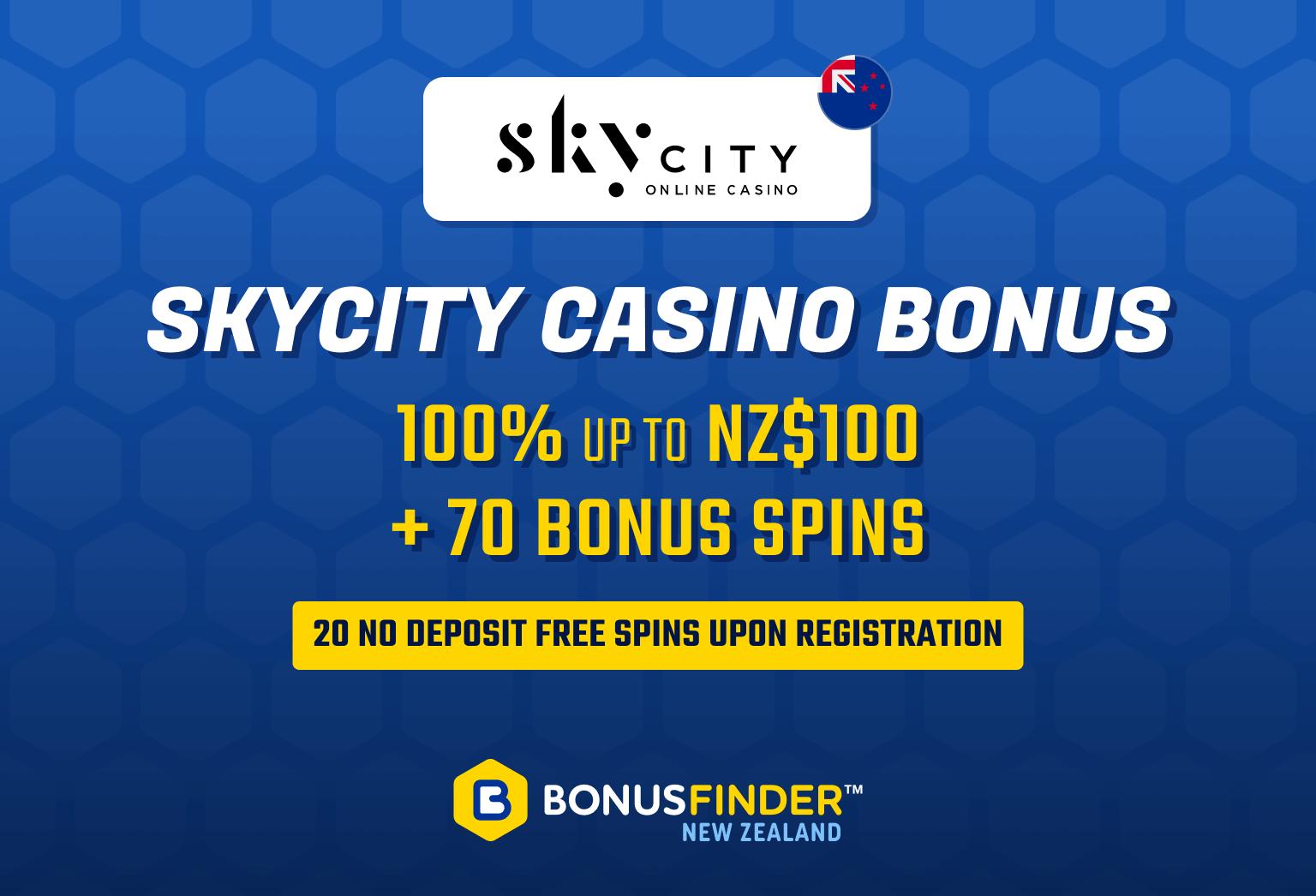 Skycity casino bonus