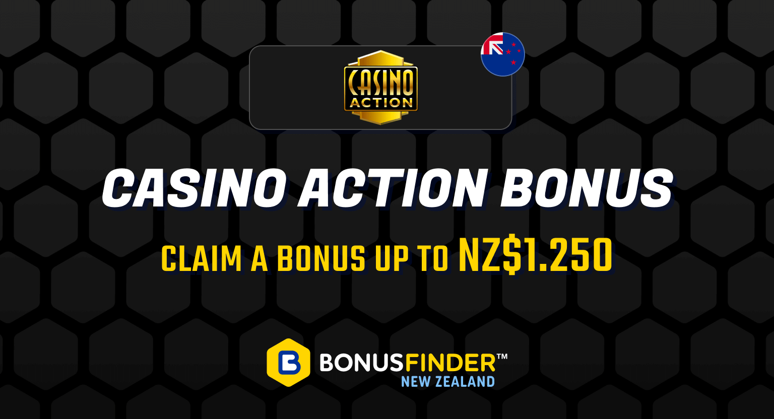 casino action bonus