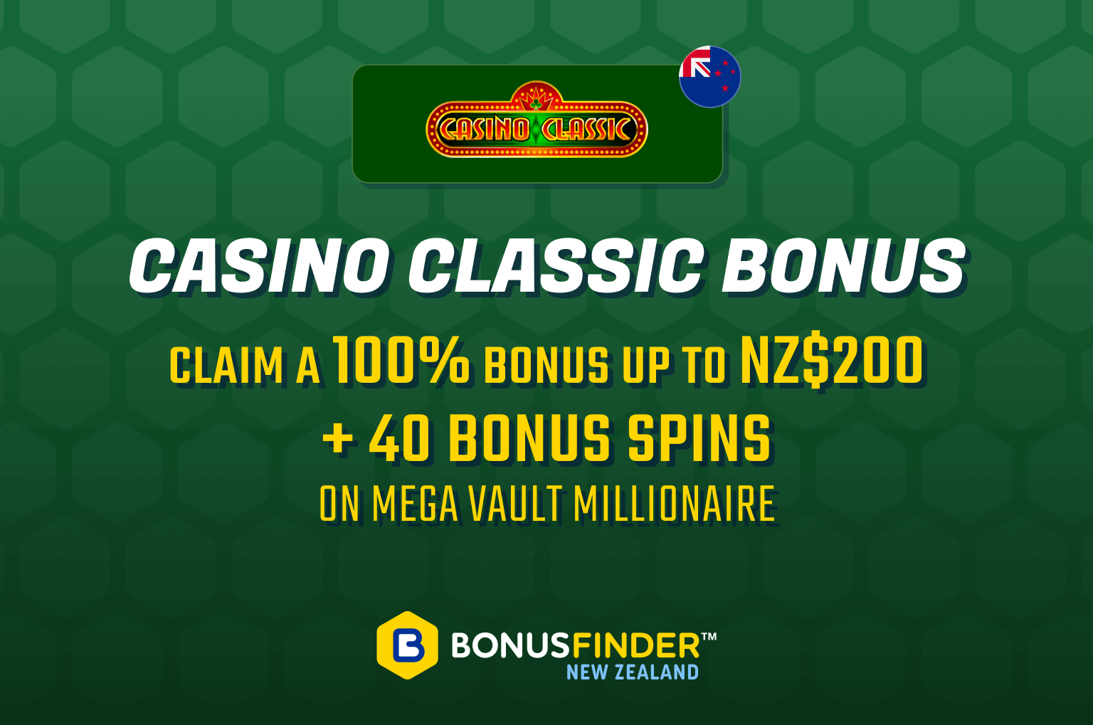 casino classic 1$ deposit