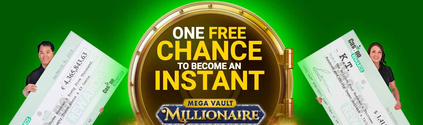 Take your free chance at becoming a millionaire with Casino Classic!