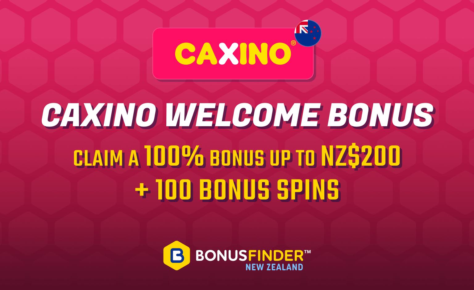 caxino bonus