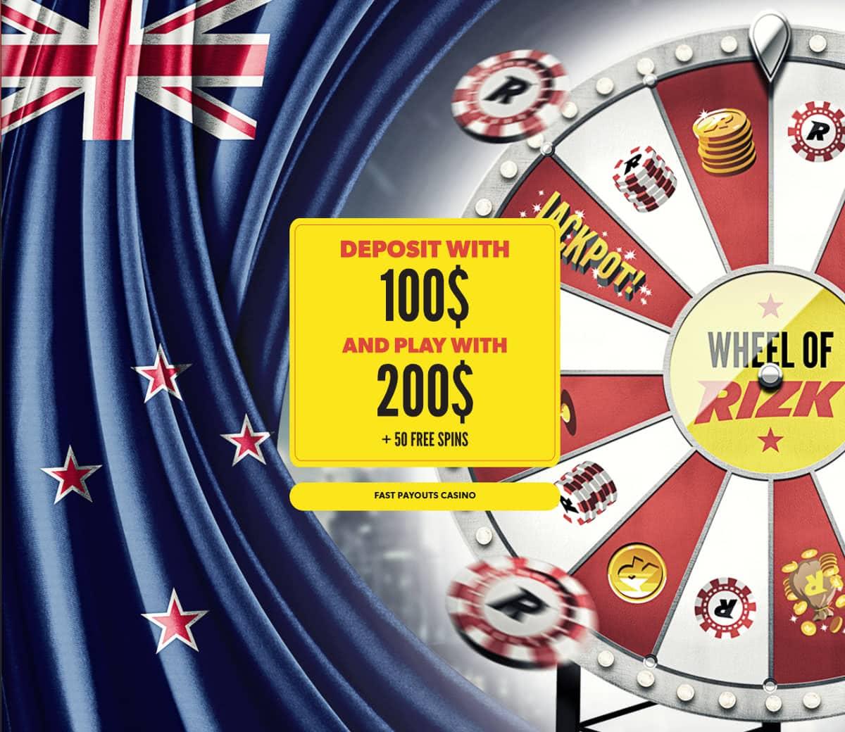 fastest payout online casino NZ