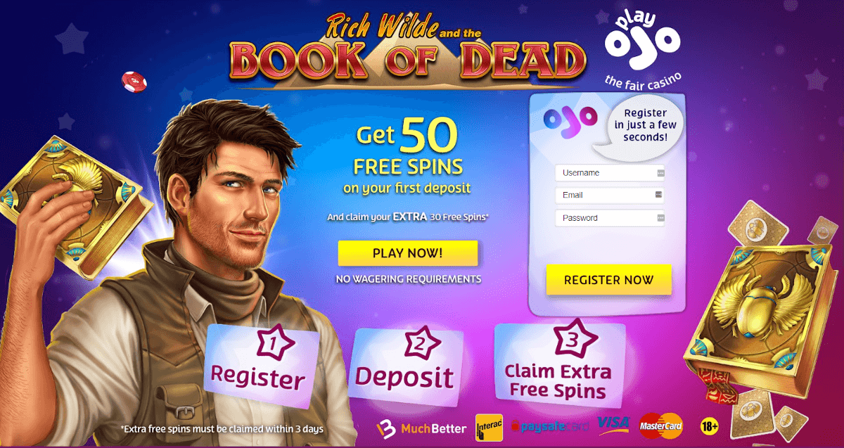 No Wagering Free Spins