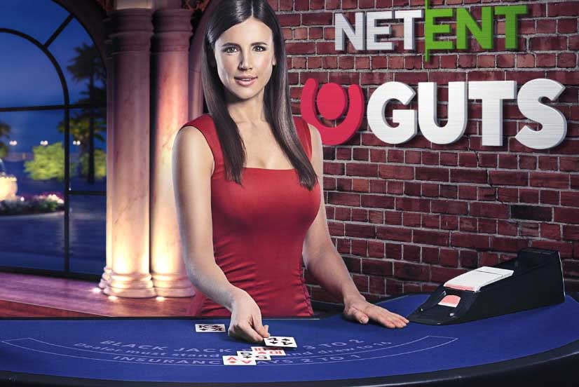 Chase blackjacks at Guts Casino for a chance to win even more.