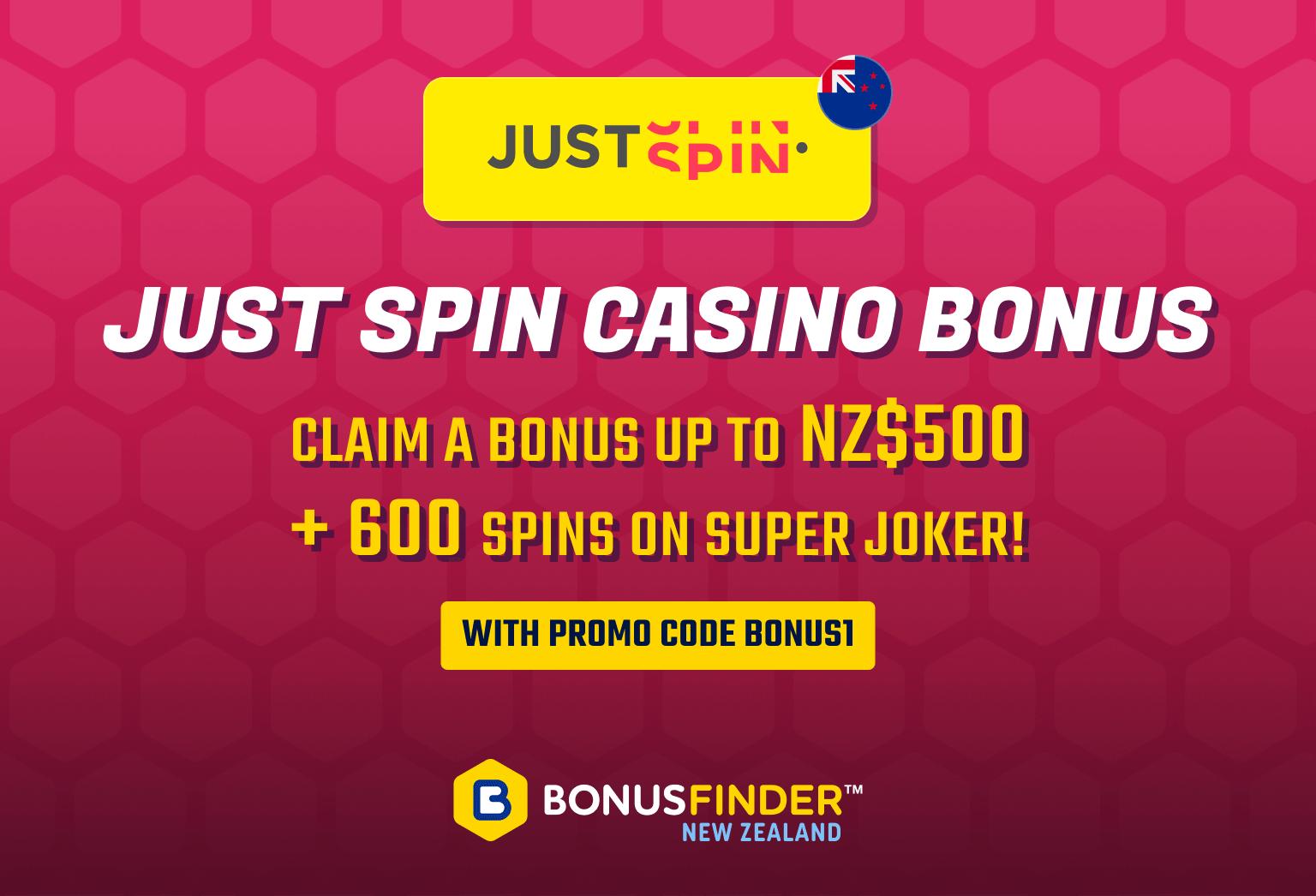 just spin bonus