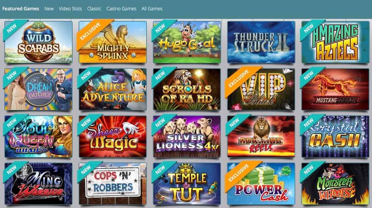 karamba casino games in uk