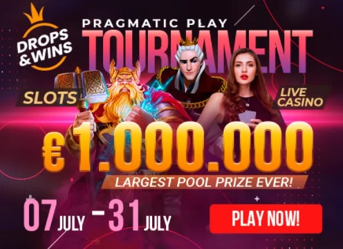 Win your share of $1,000,000 through king billy drops & wins