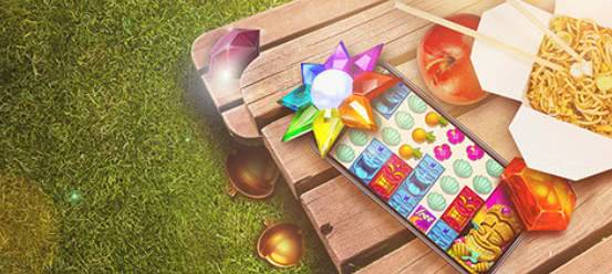 Satisfy those cravings with lunch free spins from LeoVegas Casino.