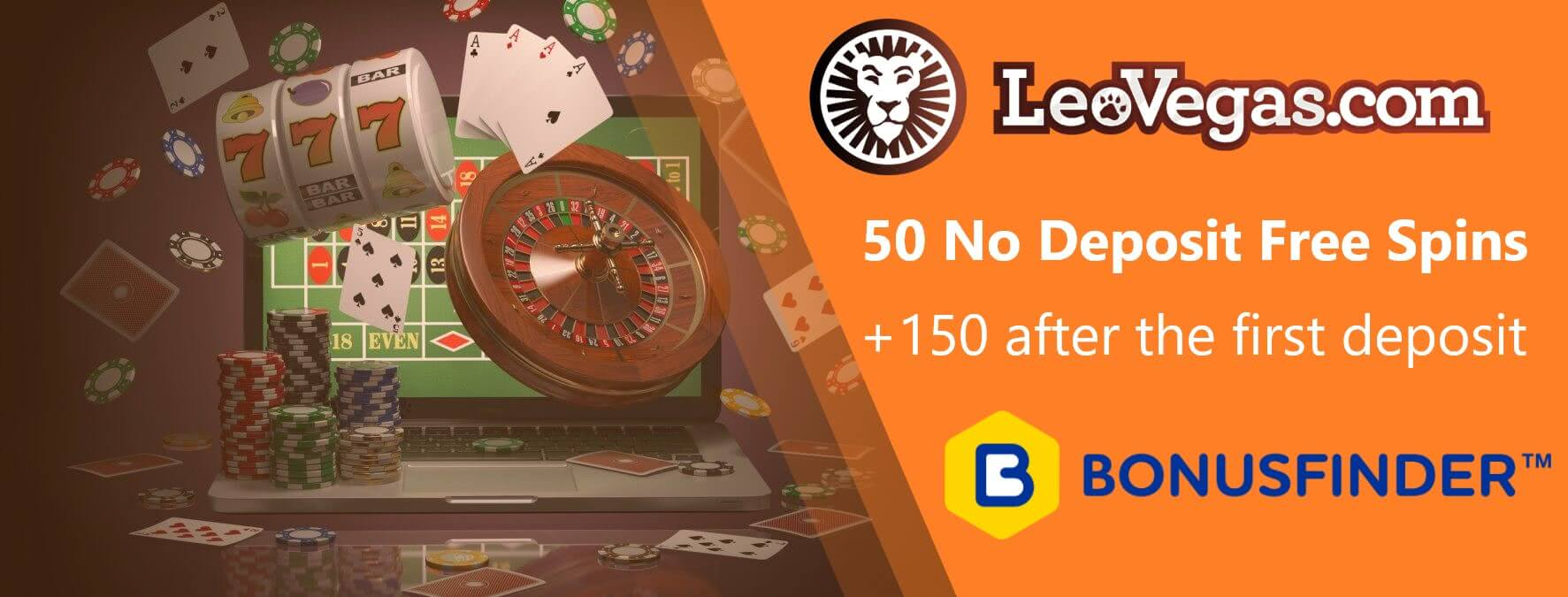 leovegas no deposit free spins bonus