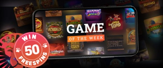 Participate in Leovegas's social media campaign for your chance to win 50 free spins