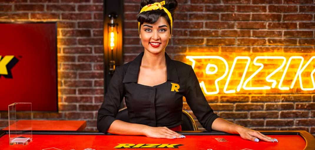 Get 100% of your deposit up to $250 for play on live casinos only at Risk Casino.