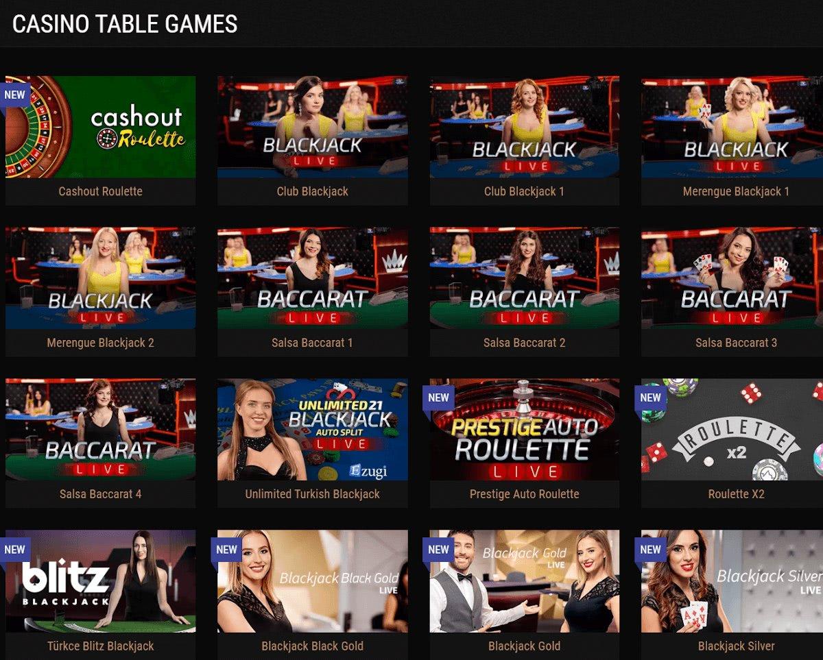 live dealer casino online NZ