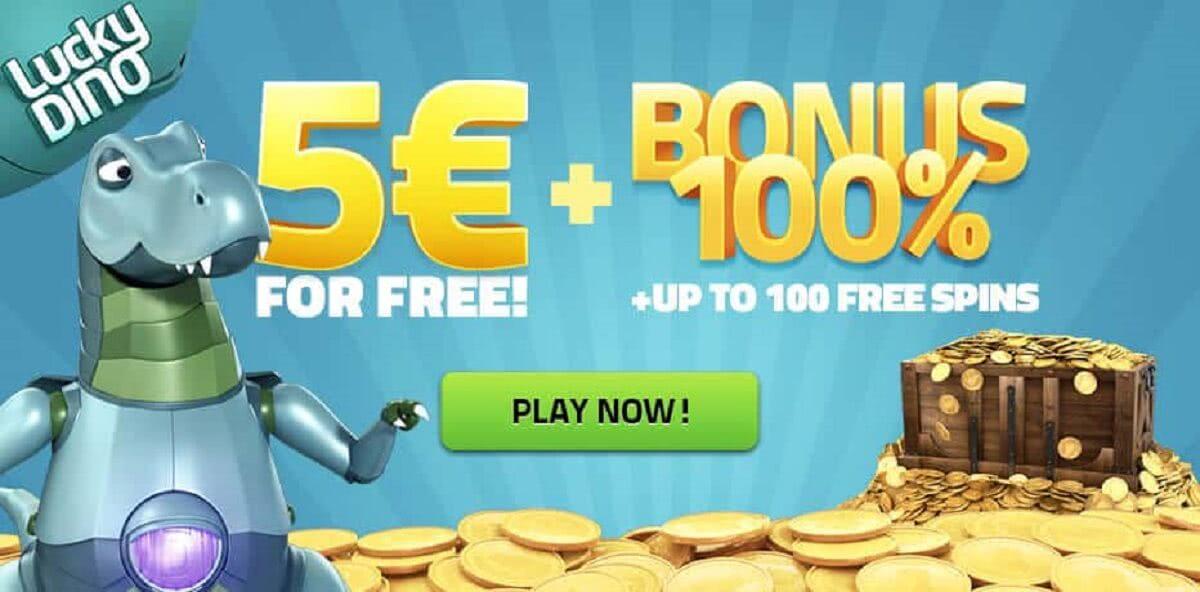 lucky dino 5 free