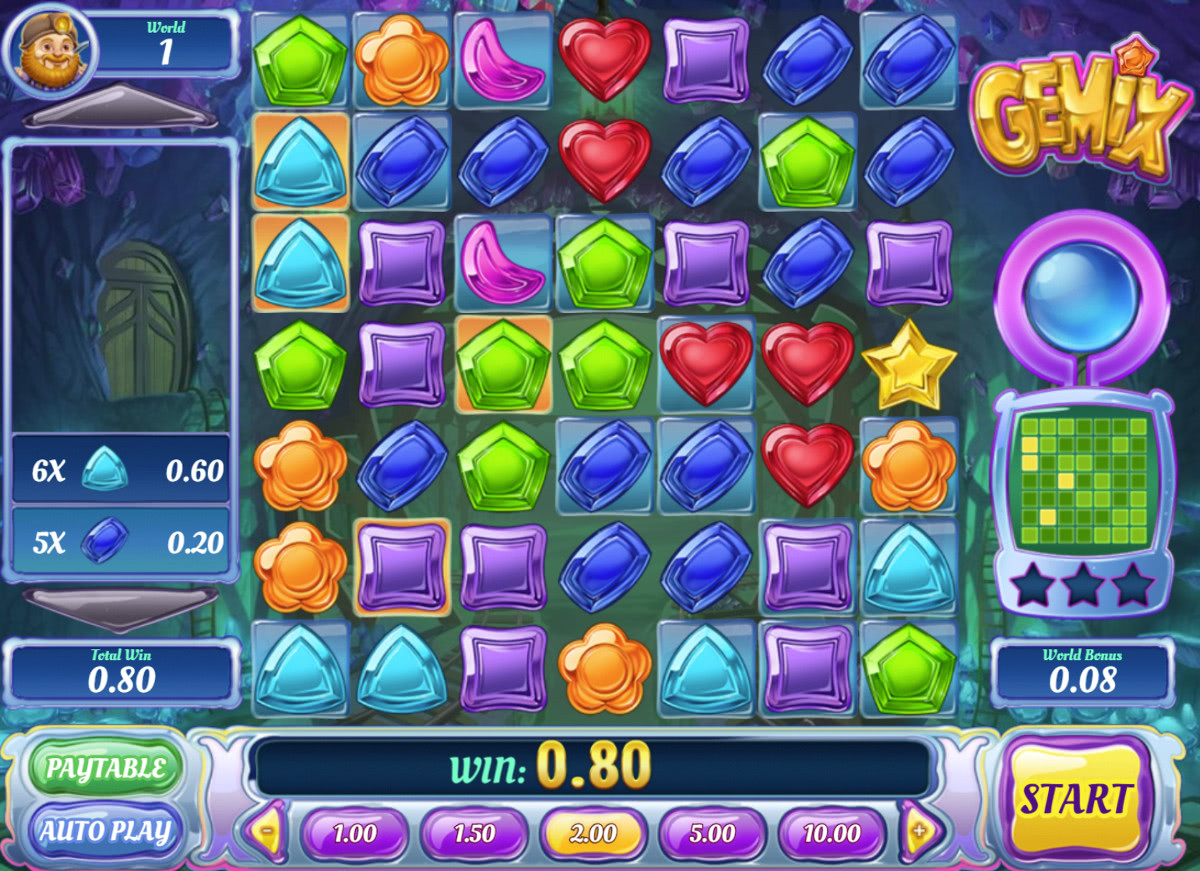 mobile real-money slot game