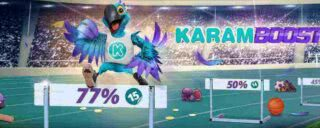 Boost your acca profits by up to 77% with Karamboost on Karamba